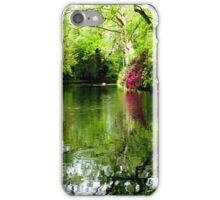 Hornby Castle Gardens iPhone Case/Skin