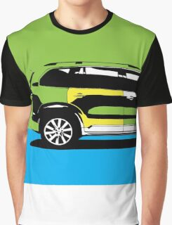 pop art car Graphic T-Shirt