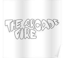 Arcade Fire Poster