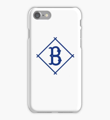 DEFUNCT - BROOKLYN DODGERS iPhone Case/Skin