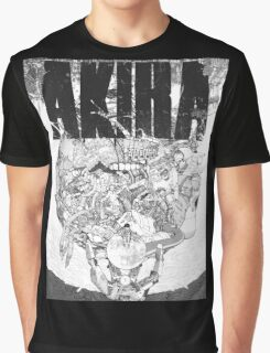 AKIRA - LOGO TSHIRT (HIGH QUALITY) Graphic T-Shirt