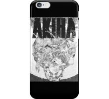 AKIRA - LOGO TSHIRT (HIGH QUALITY) iPhone Case/Skin