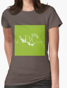 ABC-Book French  Womens Fitted T-Shirt