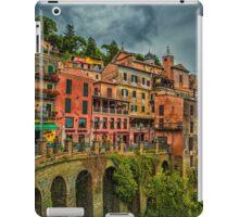 Nemi village Italy iPad Case/Skin