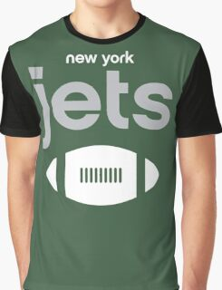 New York Jets Graphic T-Shirt
