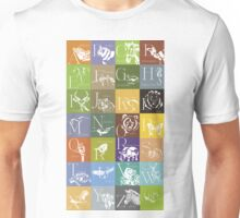 ABC-Book French Animal Unisex T-Shirt