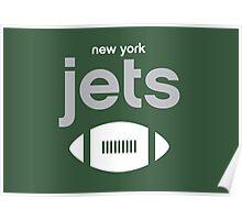 New York Jets Poster