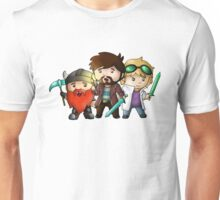 Chibicast Unisex T-Shirt