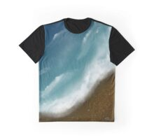 Wave's Hello Graphic T-Shirt