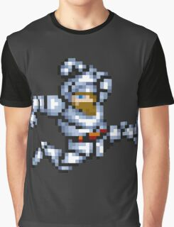 Ghosts and Goblins Graphic T-Shirt
