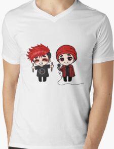Cute Tyler Joseph and Josh Dun  Mens V-Neck T-Shirt