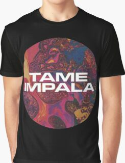 Tame Impala Logo #4 Graphic T-Shirt