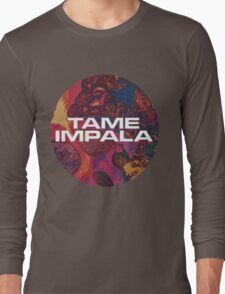 Tame Impala Logo #4 Long Sleeve T-Shirt