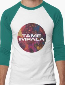 Tame Impala Logo #4 Men's Baseball ¾ T-Shirt