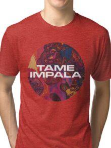 Tame Impala Logo #4 Tri-blend T-Shirt