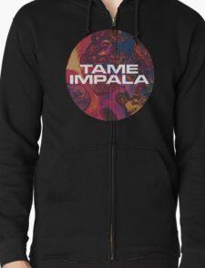 Tame Impala Logo #4 Zipped Hoodie