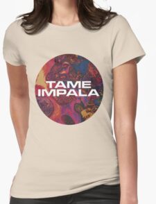 Tame Impala Logo #4 Womens Fitted T-Shirt