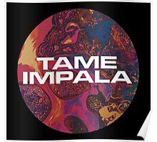 Tame Impala Logo #4 Poster