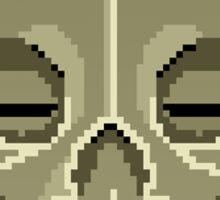 Skyrim Konahrik Pixel Art Sticker
