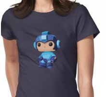 Mega Man Womens Fitted T-Shirt