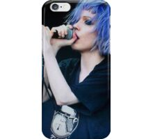 Alice Glass Screen Lines iPhone Case/Skin