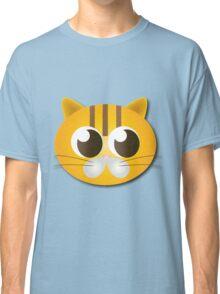 Cute cat graphics Classic T-Shirt