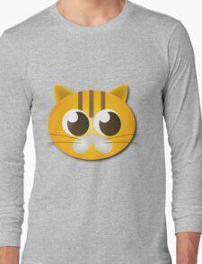 Cute cat graphics Long Sleeve T-Shirt