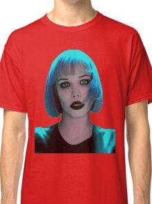 Alice Glass Blue Hair Classic T-Shirt
