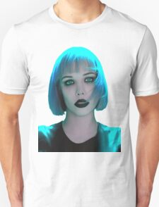 Alice Glass Blue Hair T-Shirt