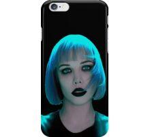 Alice Glass Blue Hair iPhone Case/Skin