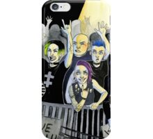 Misfits at a Concert iPhone Case/Skin