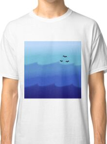 Ocean Gradient Classic T-Shirt