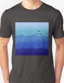 Ocean Gradient Unisex T-Shirt