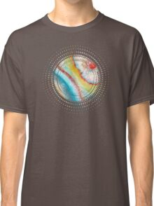 AGATE Inspired Watercolor Abstract 01 Classic T-Shirt