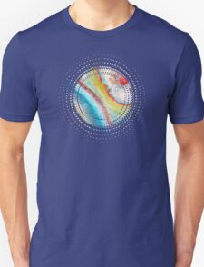 AGATE Inspired Watercolor Abstract 01 Unisex T-Shirt