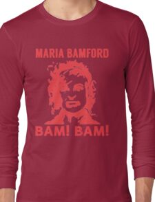Maria Bamford Long Sleeve T-Shirt