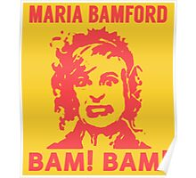 Maria Bamford Poster
