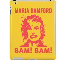 Maria Bamford iPad Case/Skin