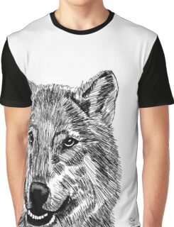 Canis lupus Graphic T-Shirt
