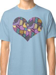 Patchwork Ragdoll Classic T-Shirt