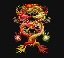 Brotherhood of the Snake - The Red and The Yellow Dragons Unisex T-Shirt