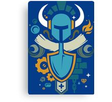 Shovel Knight Canvas Print