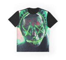 The Purge: Election Year Decal Graphic T-Shirt