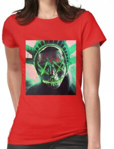 The Purge: Election Year Decal Womens Fitted T-Shirt