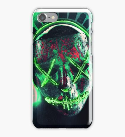 The Purge: Election Year Decal iPhone Case/Skin
