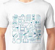 Computer universe Unisex T-Shirt