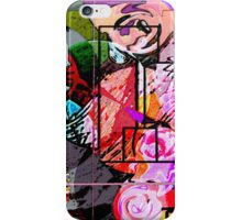 Abstract Madness 1 iPhone Case/Skin