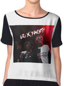 UZI X Yachty Chiffon Top