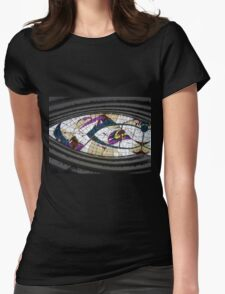 Stained Glass Ceiling - Hotel Rabat T-Shirt