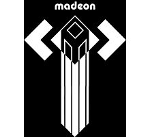 MADEON ADVENTURE TOWER Photographic Print